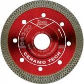 CERAMO TECH  Ø125mm  TARCZA DIAMENTOWA TYP TURBO do kamienia i ceramiki